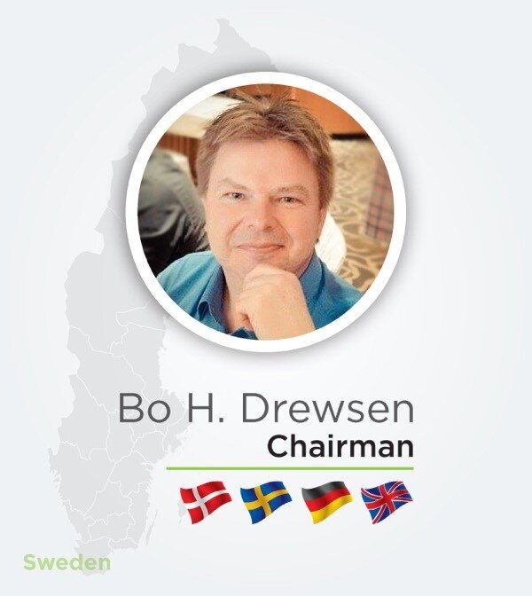 Bo Drewsen - Cross Ocean