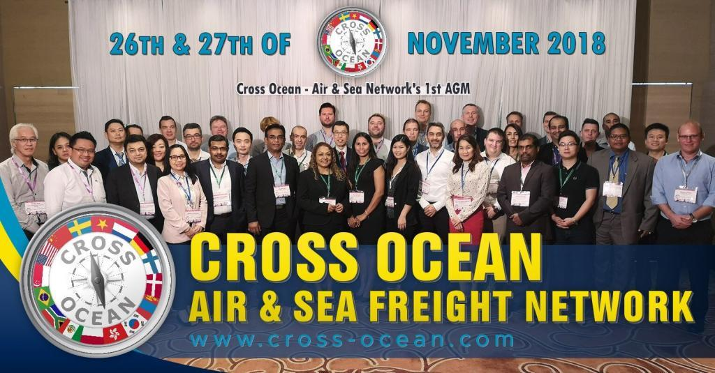 Cross Ocean 1st AGM