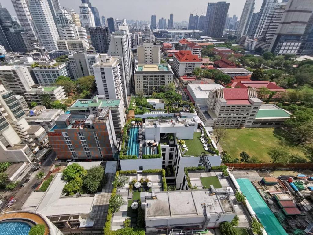 Bangkok Cityscape taken with Huawei P30 Pro