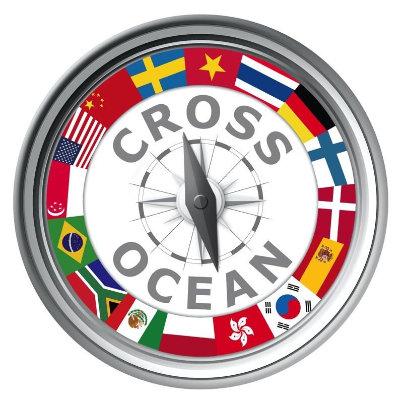 Cross Ocean Logo