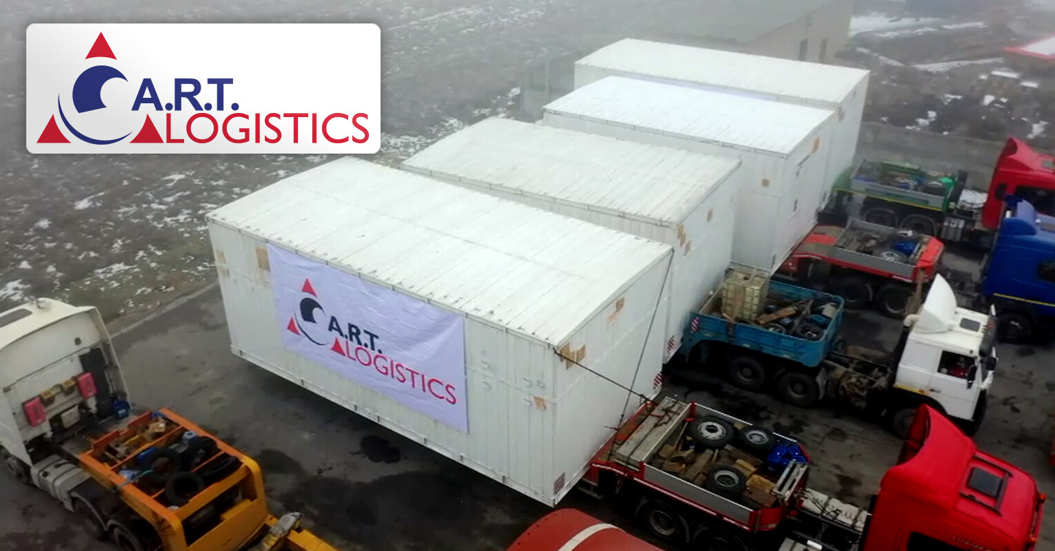 A.R.T. Logistics Handled a Massive Logistics Project for the Kazakhstan Energy Sector