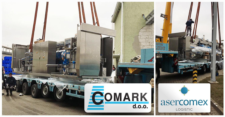 Asercomex and Comark