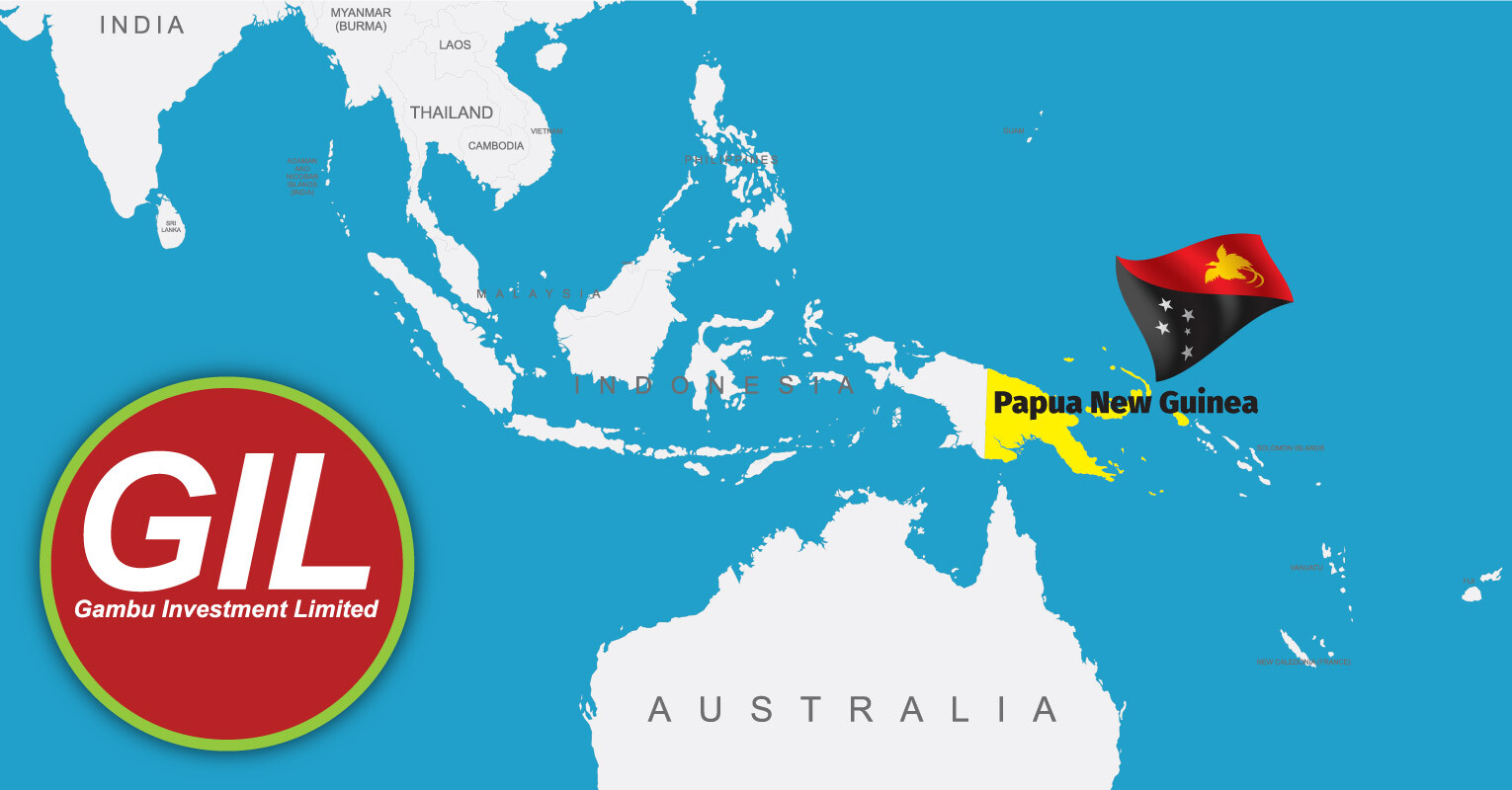 New member representing Papua New Guinea – Gambu Investment Limited