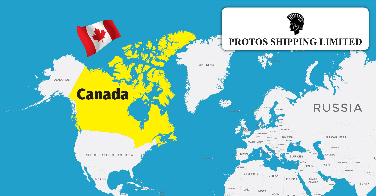 New member representing Canada – Protos Shipping Limited