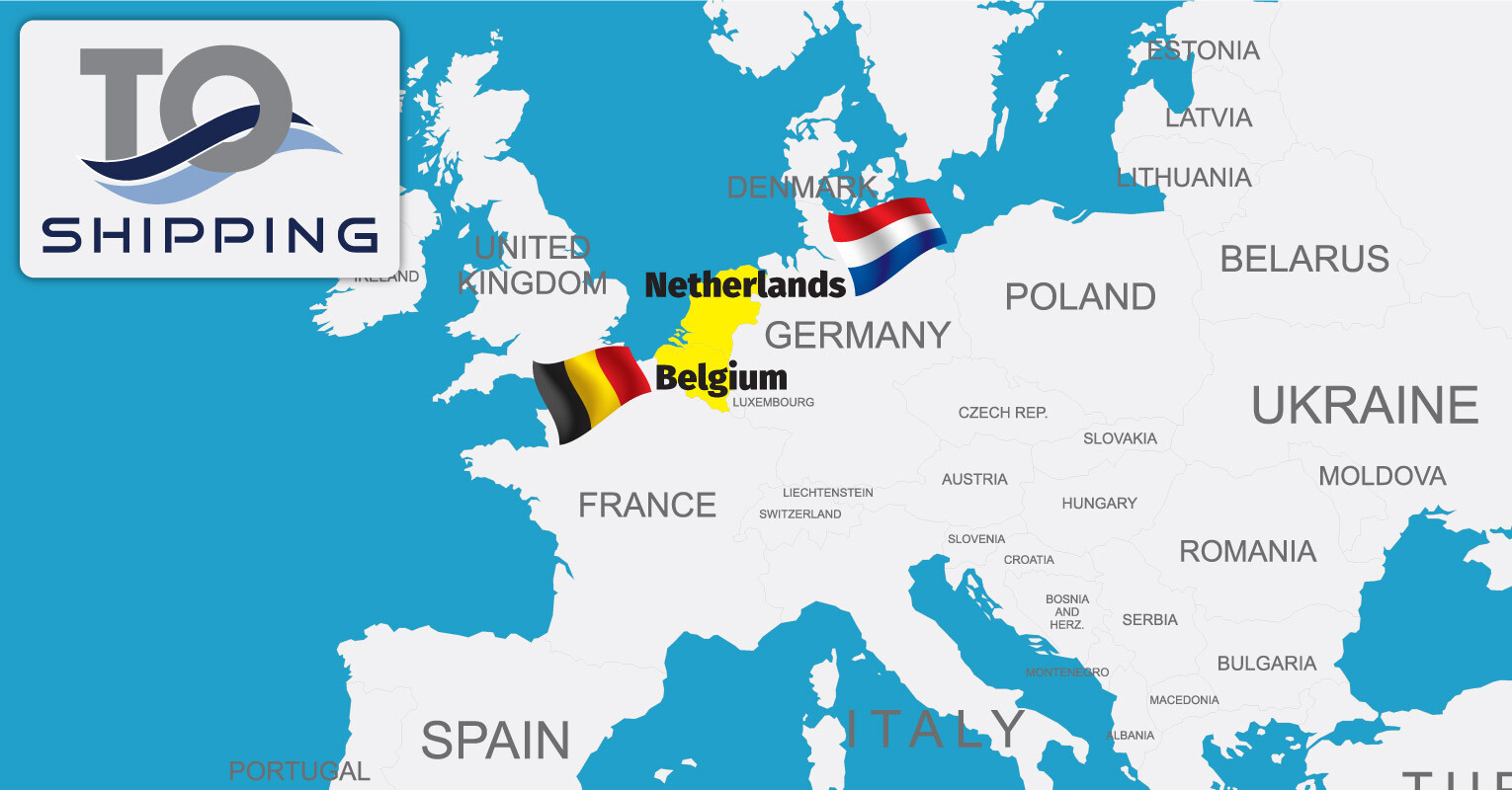Transport Overseas Group Has Added the Countries of Belgium and  Netherlands to their Membership