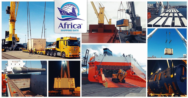 New member representing Egypt – Africa Shipping Gate