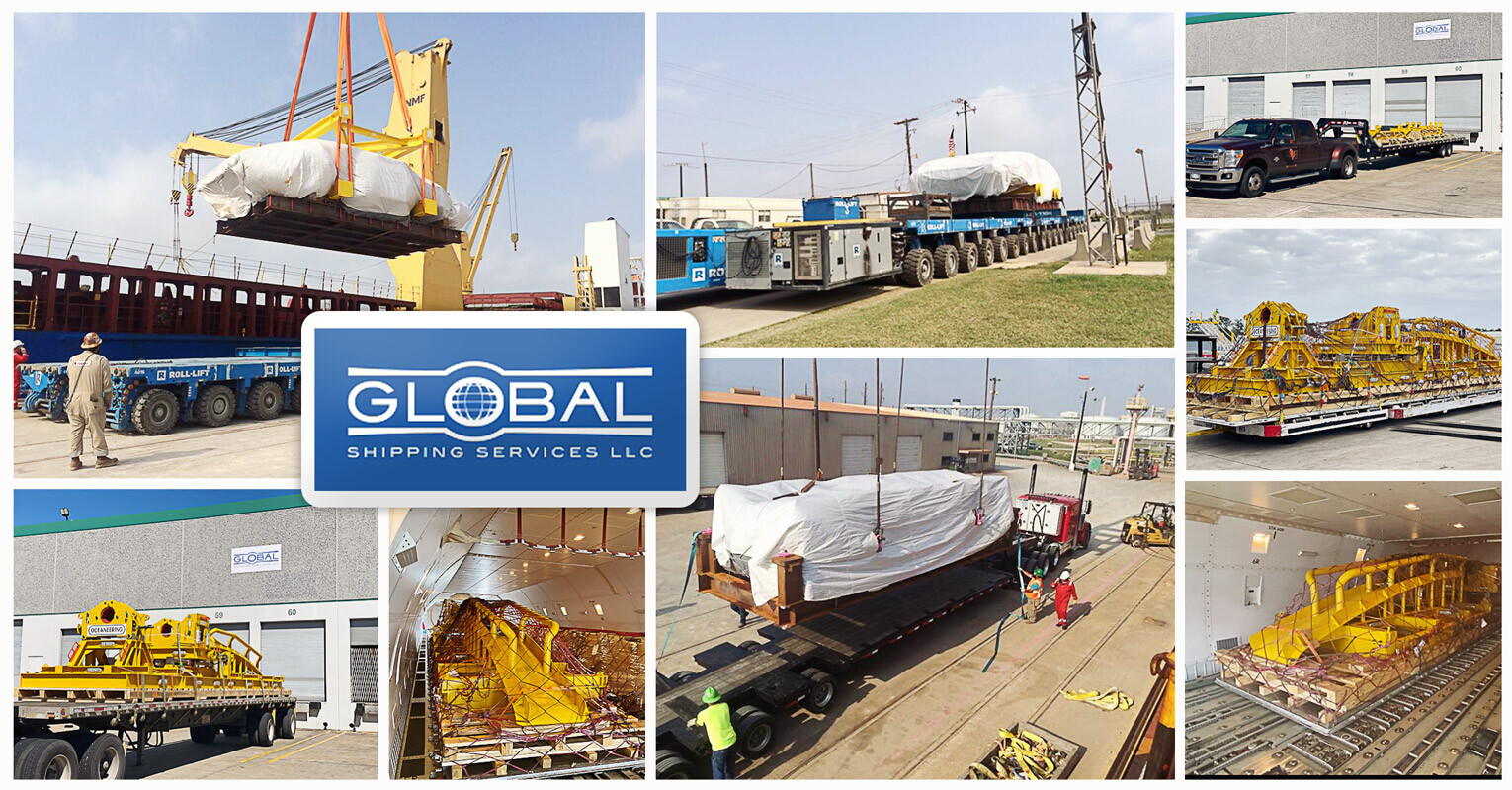 New member representing the United States – Global Shipping Services