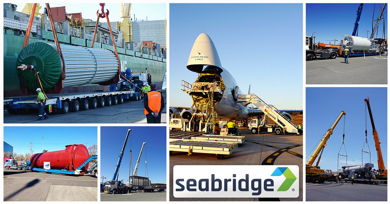 New member representing New Zealand – Seabridge Logistics