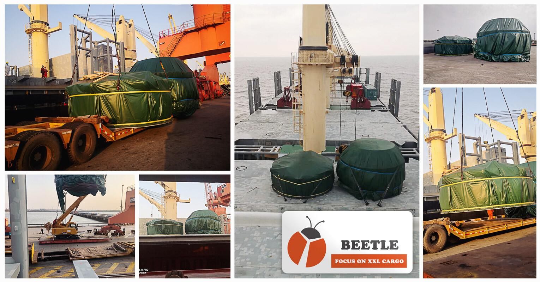 Shanghai Beetle Recent Shipment
