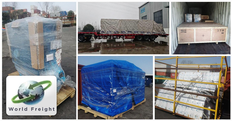 New member representing China (Nanjing) – World Freight