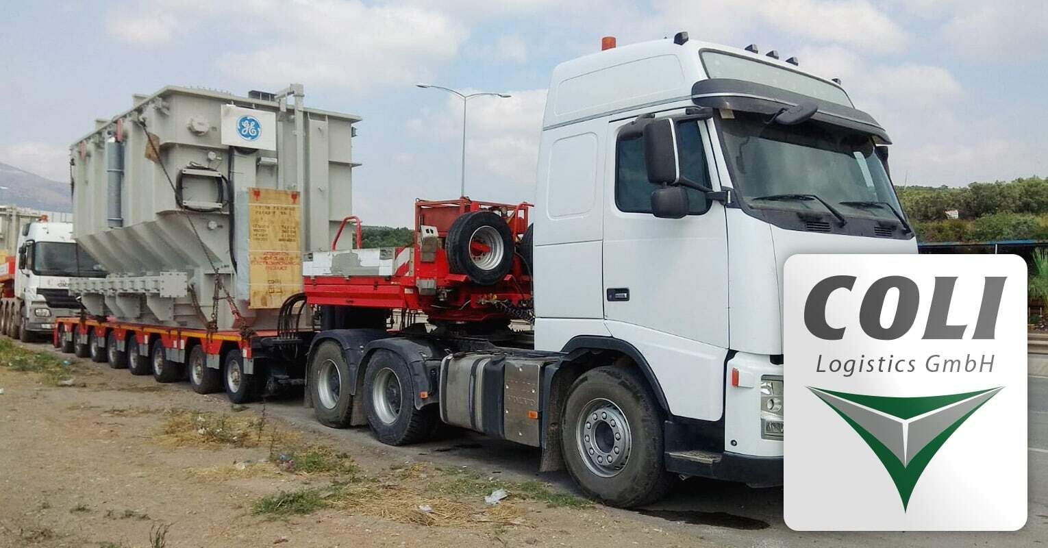 COLI Project Cargo Istanbul Loaded Two Sets of 84mt Transformers via Höegh Autoliners for Dammam, Saudi Arabia