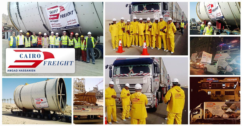New member representing Egypt – Cairo Freight