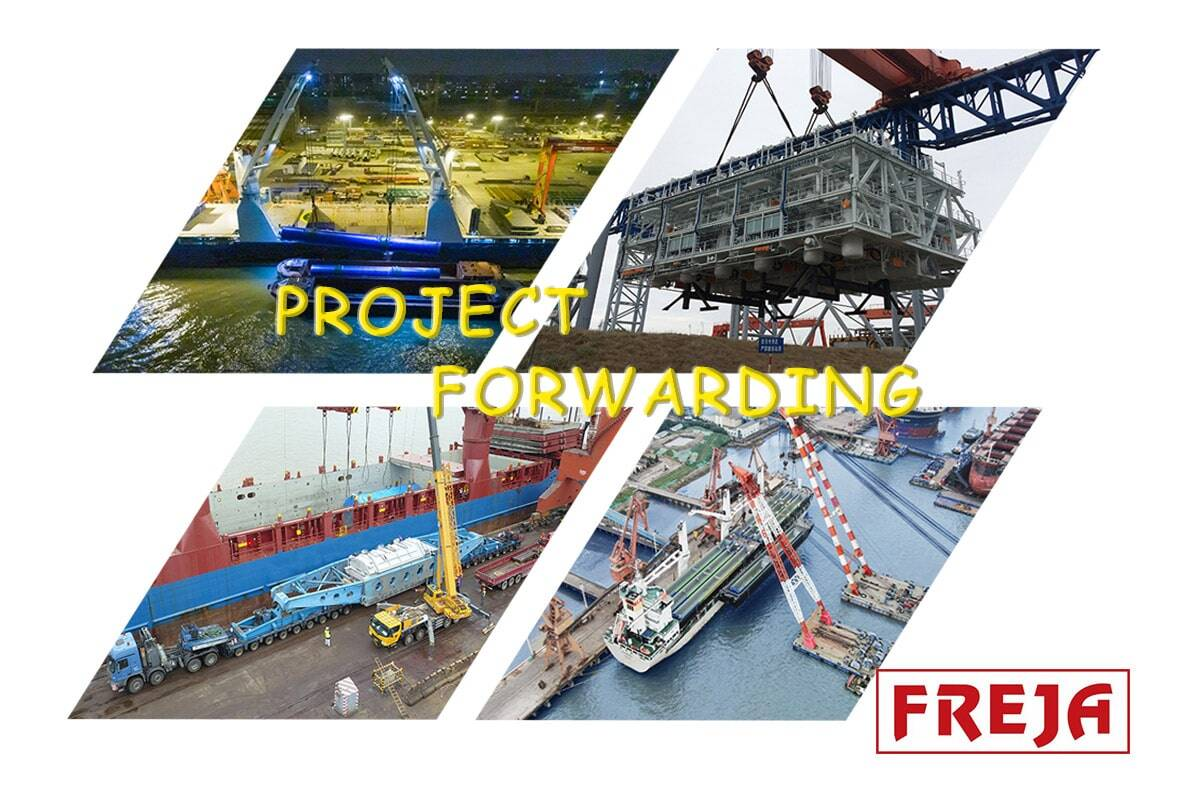 New member representing China (Qingdao) – Freja Transport & Logistics