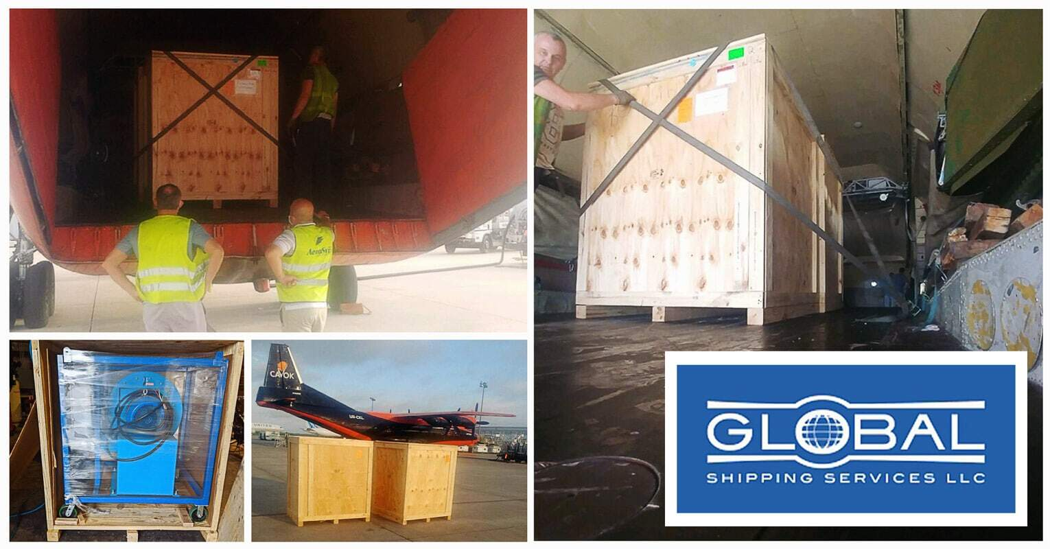 Global Shipping Services Performed an Urgent Air Charter to Port Harcourt