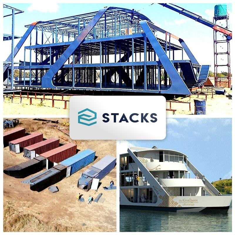 STACKS South Africa was Appointed, by Partners in Rwanda to Handle a Project for an Innovative House Boat Destined for Lake Kivu, Rwanda