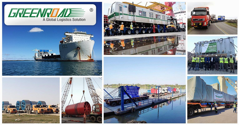 New member representing China (Shanghai) – Shanghai Greenroad International Logistics