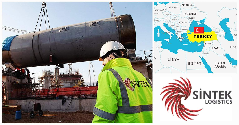 New member representing Turkey – Sintek Logistics