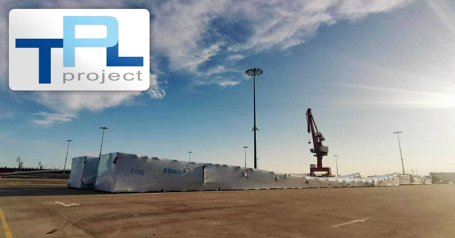 TPL Project Handled a Project Shipment via the Arctic Route