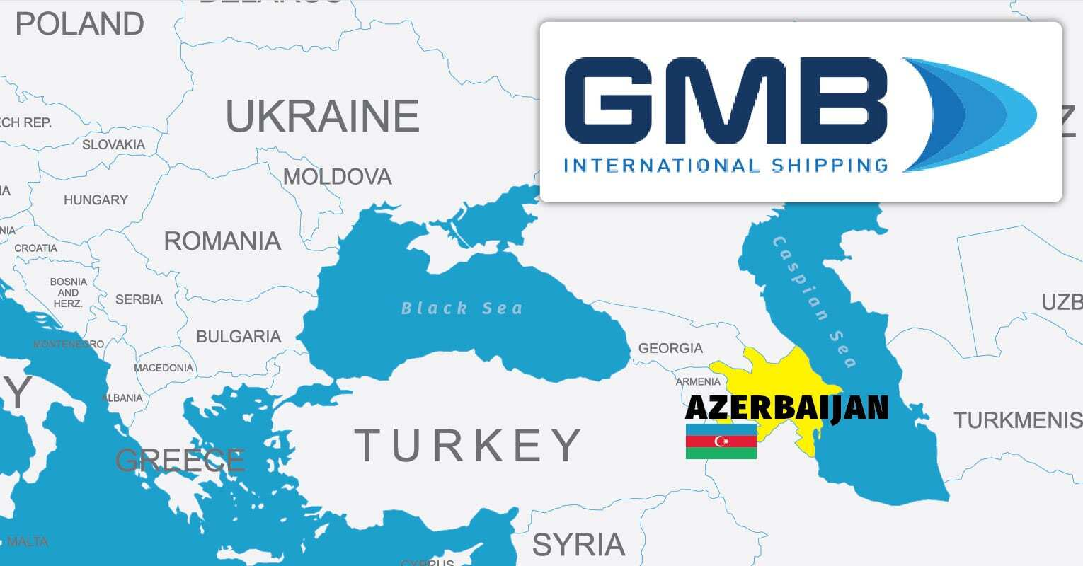 New member representing Azerbaijan – G M B International Shipping