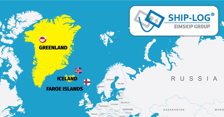 New Member Representing Iceland, Greenland and Faroe Islands - Ship-Log AS