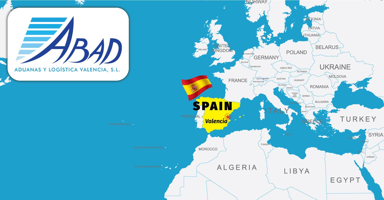 New member representing Spain – Abad Aduanas y Logistica Valencia