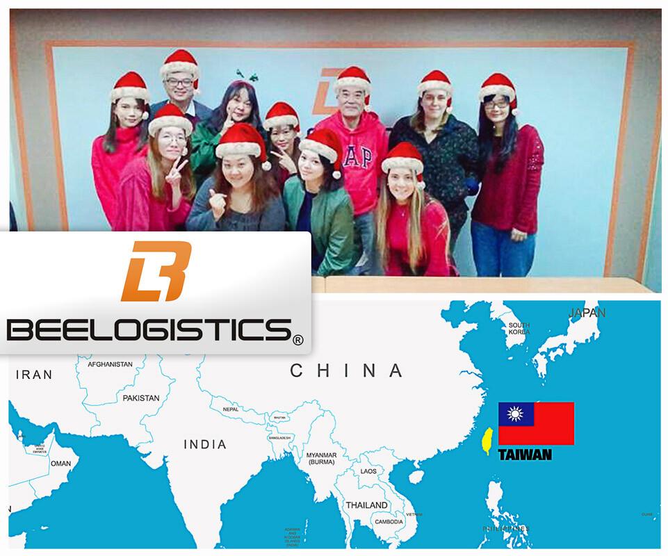 New member representing Taiwan – Bee Logistics