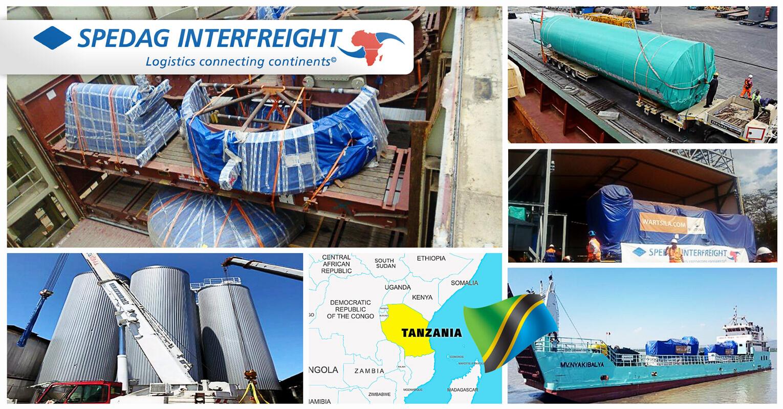 New member representing Tanzania – Spedag Interfreight