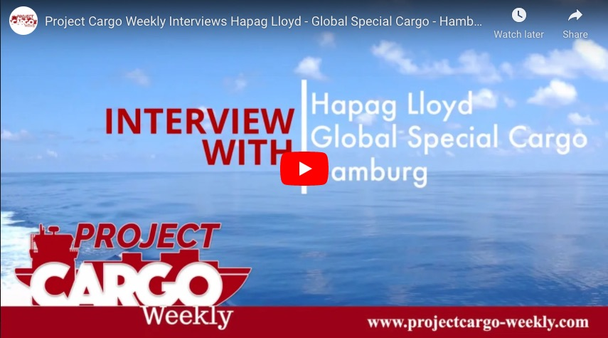 Interview with Hapag-Lloyd