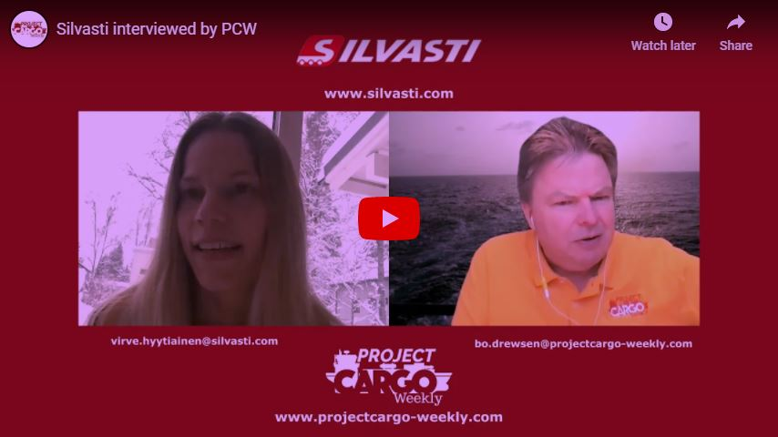 Silvasti interviewed by PCW - YouTube