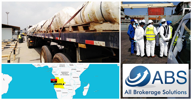 New member representing Angola – All Brokerage Solutions Lda – ABS
