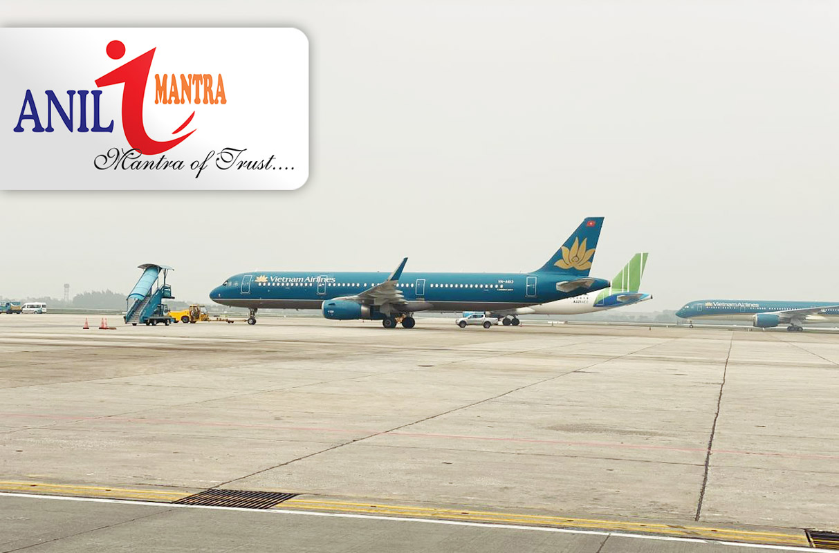 Anil Mantra was Nominated to Handle an Urgent Project Consisting of 200 tons of Air Freight from Vietnam to Delhi