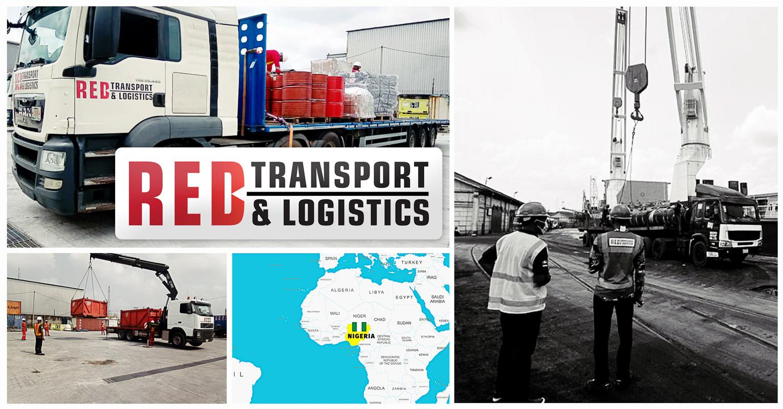 New member representing Nigeria – Red Transport Nigeria Ltd