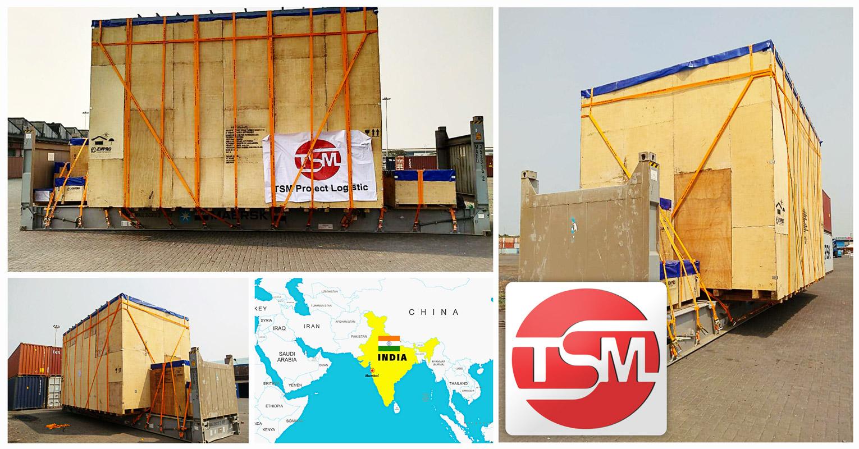 New member representing India (Mumbai) – TSM Project Logistics